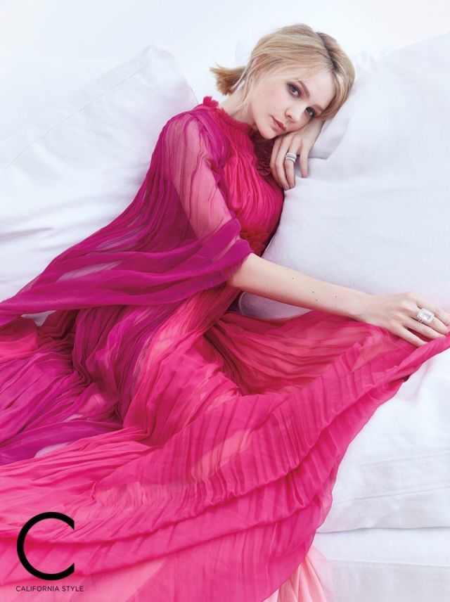 Carey Mulligan Hot in Pink