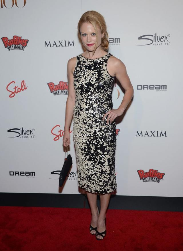 Claire Coffee hot tite dress