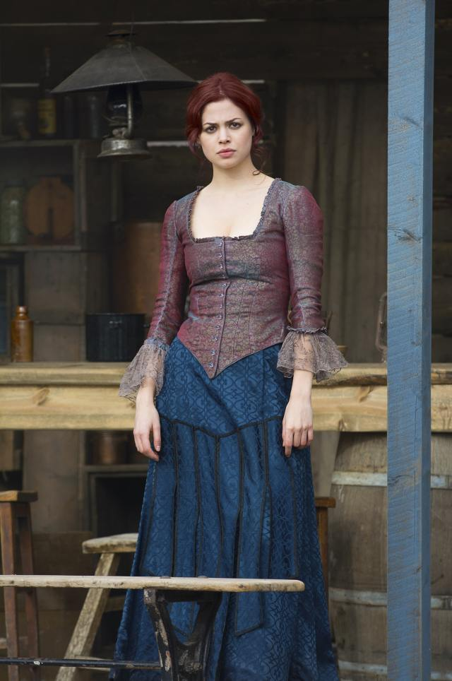 Conor Leslie very hot pic