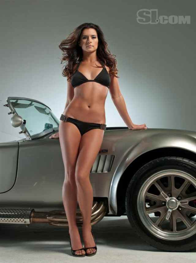 Danica Patrick feet sexy pictures