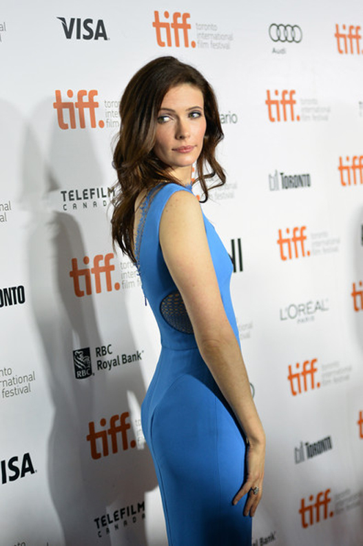 Elizabeth Tulloch on Tiff Awards
