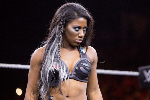 Ember Moon cleavages awesome pics