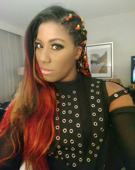 Ember Moon sexy pictures