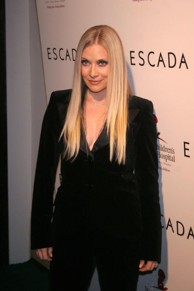 Emily Procter sexy hairs