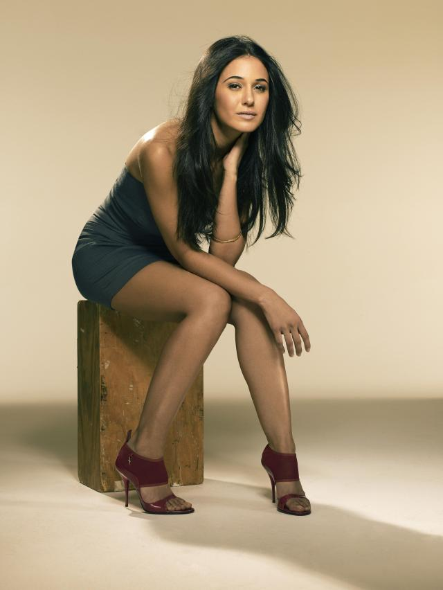 Emmanuelle Chriqui feet high heels