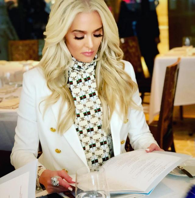 Erika Girardi Reading Noble