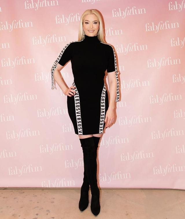 Erika Girardi on Fab Fit Fun