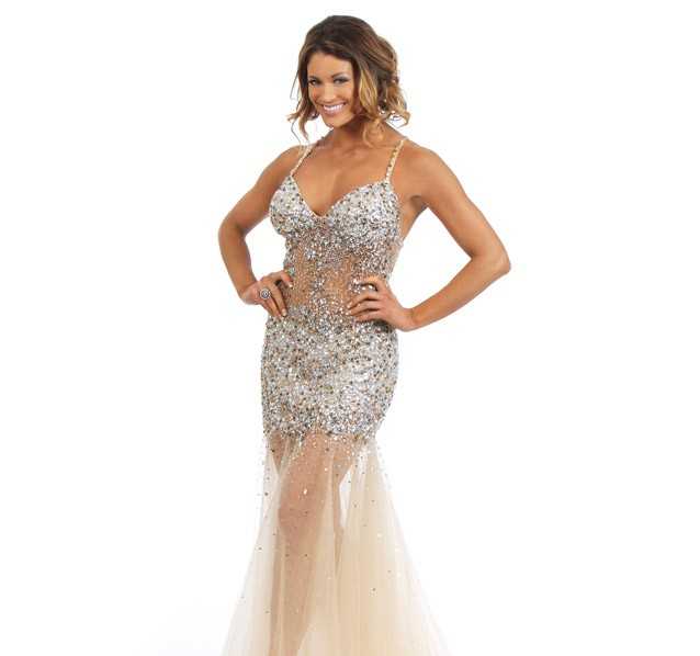 Eve Torres Party Dress