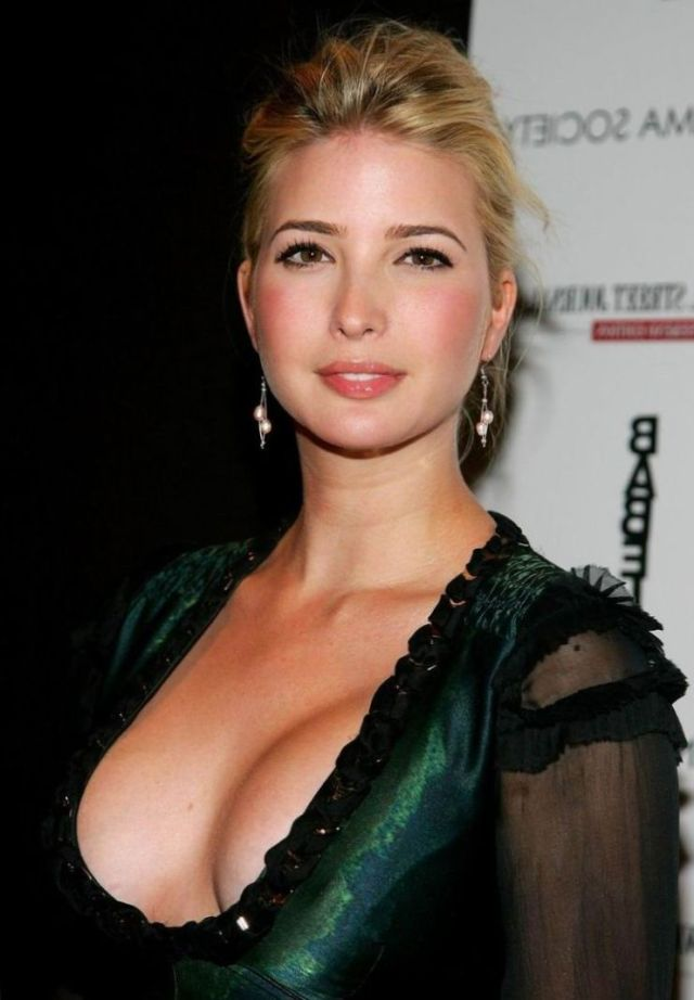 Ivanka Trump hot and sexy picture