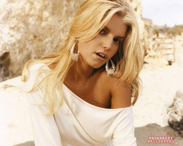 Jessica Simpson Photoshoot