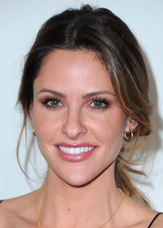 Jill Wagner Beautifull Eyes