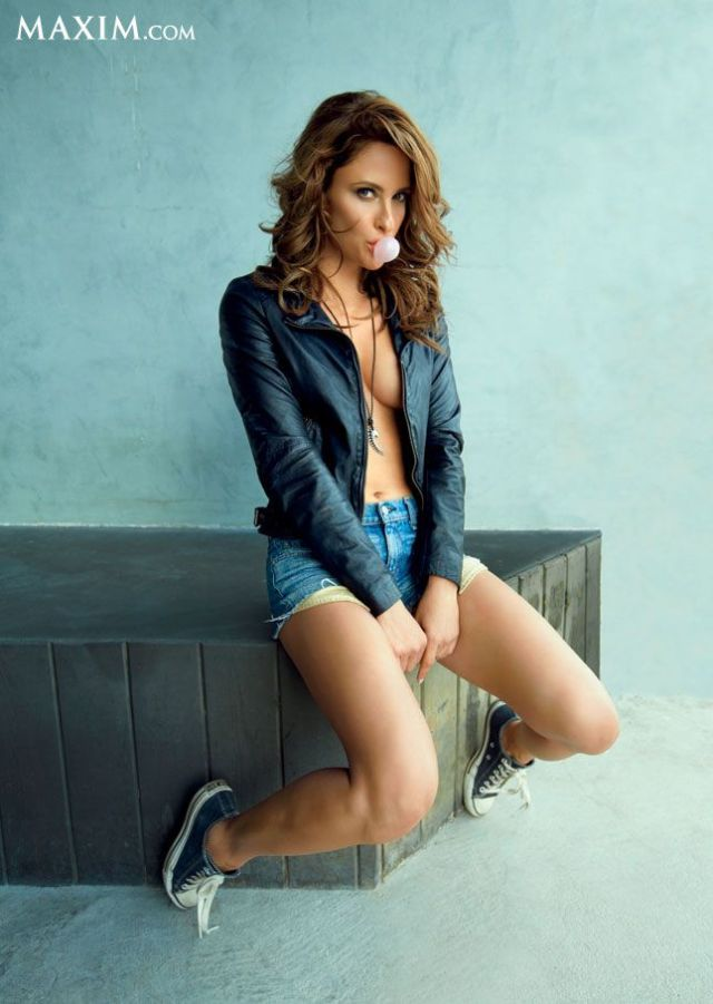 Jill Wagner Hot Photoshoot