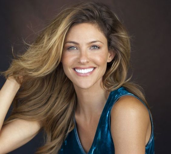 Jill Wagner Long Hair
