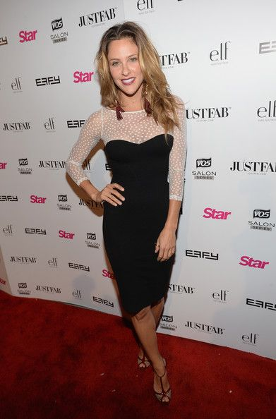 Jill Wagner on Red Carpet