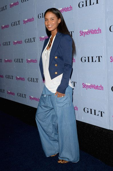 Joy Bryant on GILT