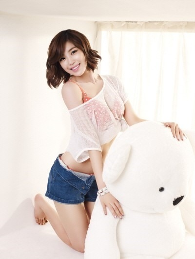 Jun Hyo-seong sexy women picture