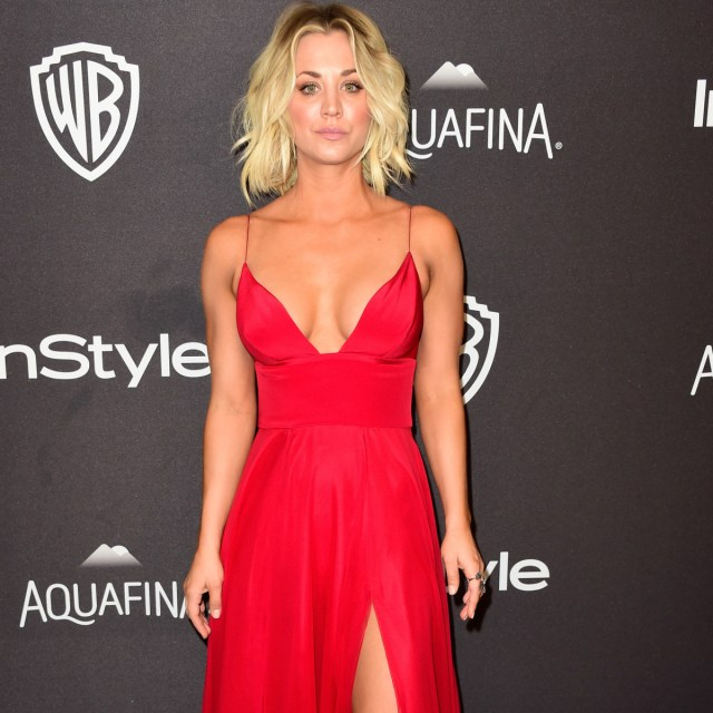 2016 InStyle And Warner Bros. 73rd Annual Golden Globe Awards Post-Party - Arrival