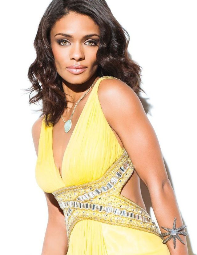Kandyse McClure Hot in Yellow