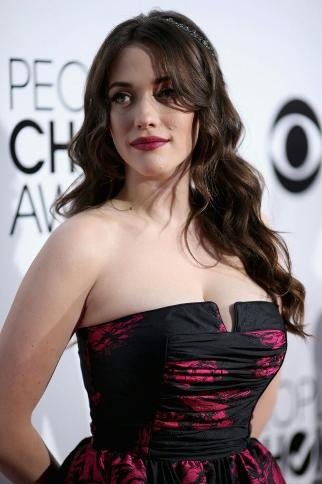 Kat Dennings hot and sexy