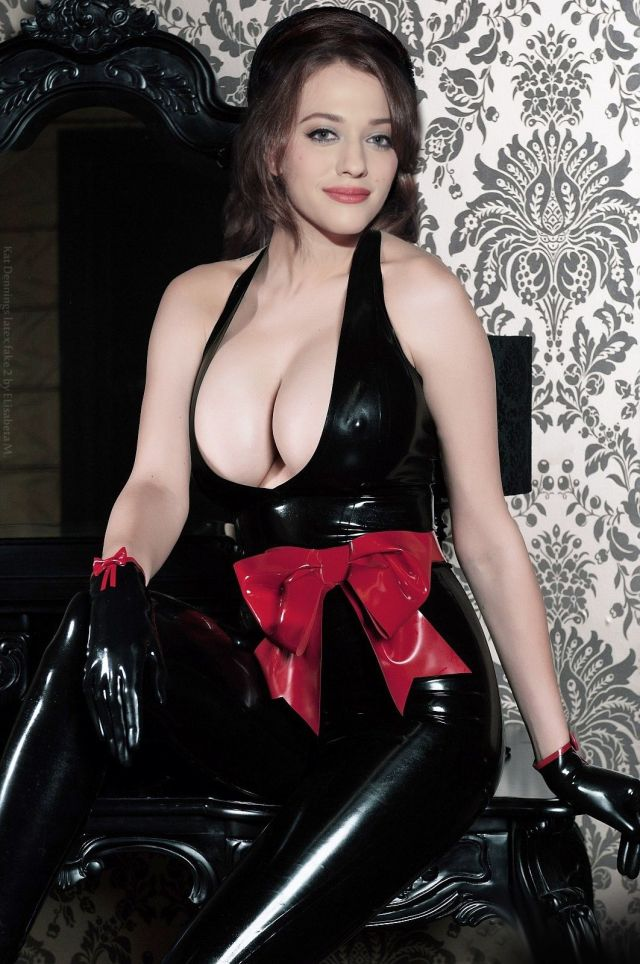 Kat Dennings hot lady photo