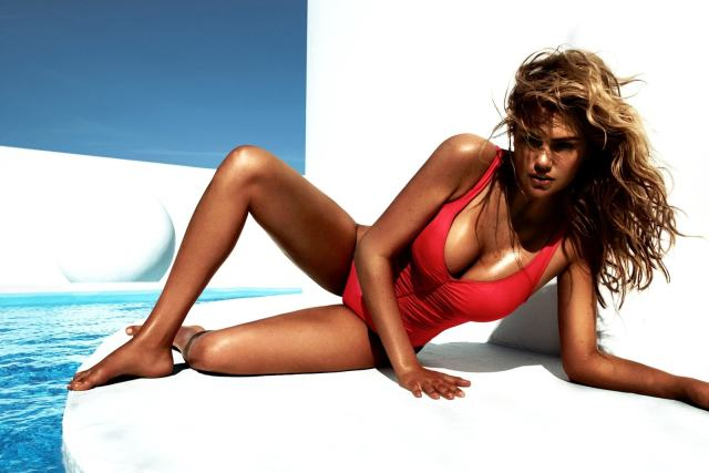 Kate-Upton-cleavages awesome pic