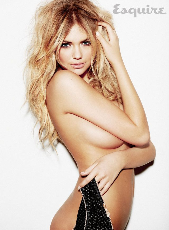 Kate Upton sexy topless