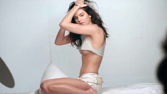 Kendall Jenner side look