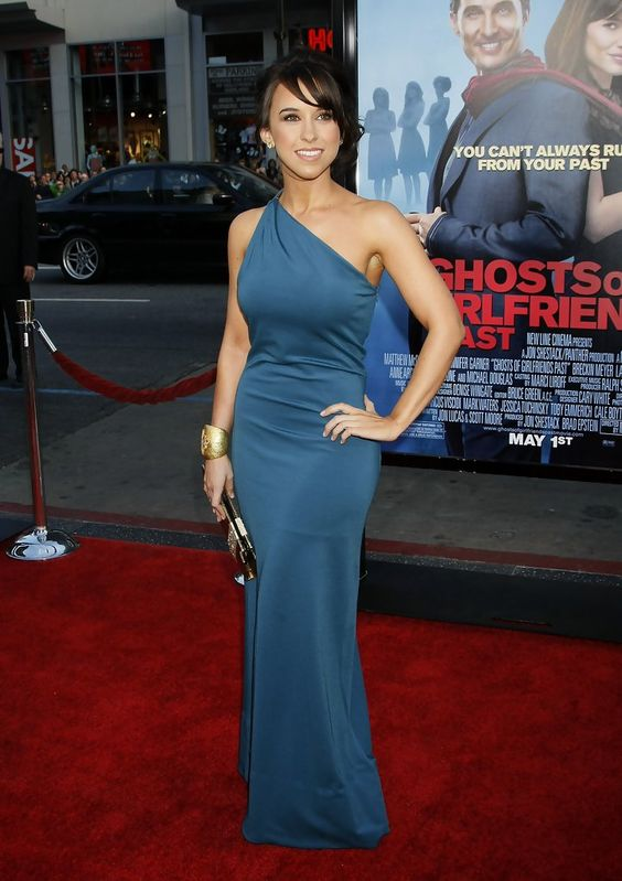 Lacey Chabert on Red Carpet