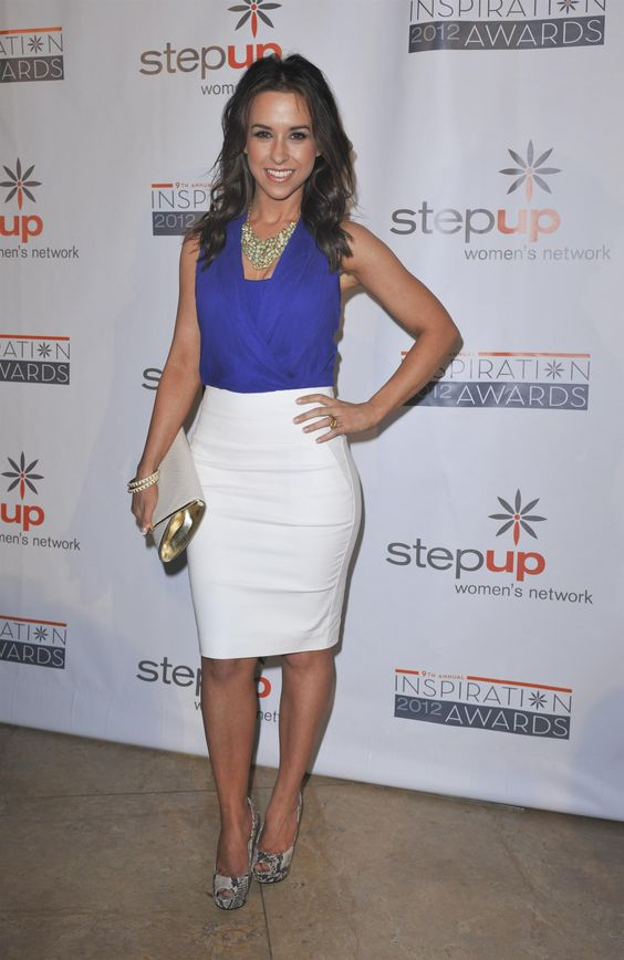 Lacey Chabert on Stepup Show