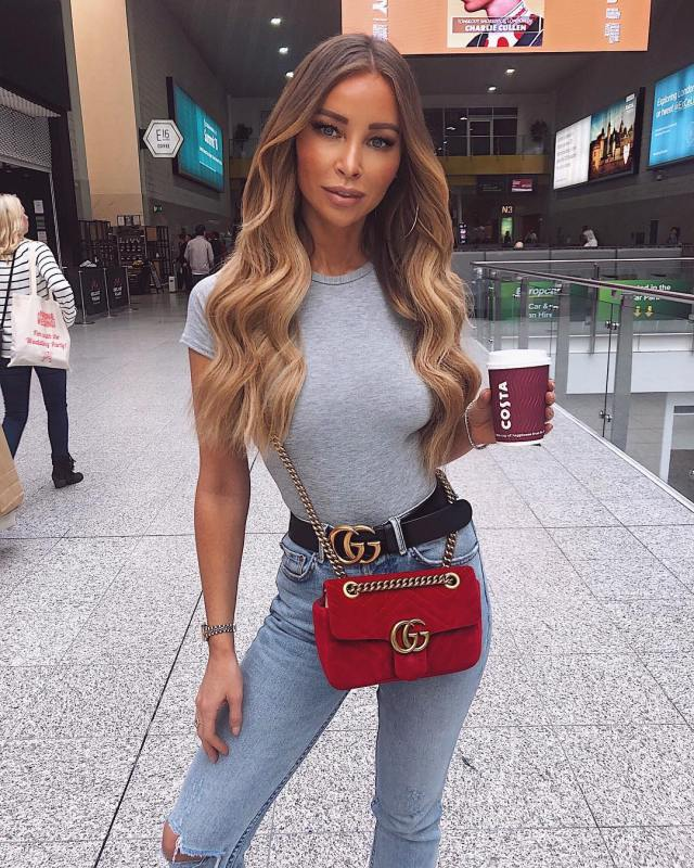Lauren Pope Hot in Jeans