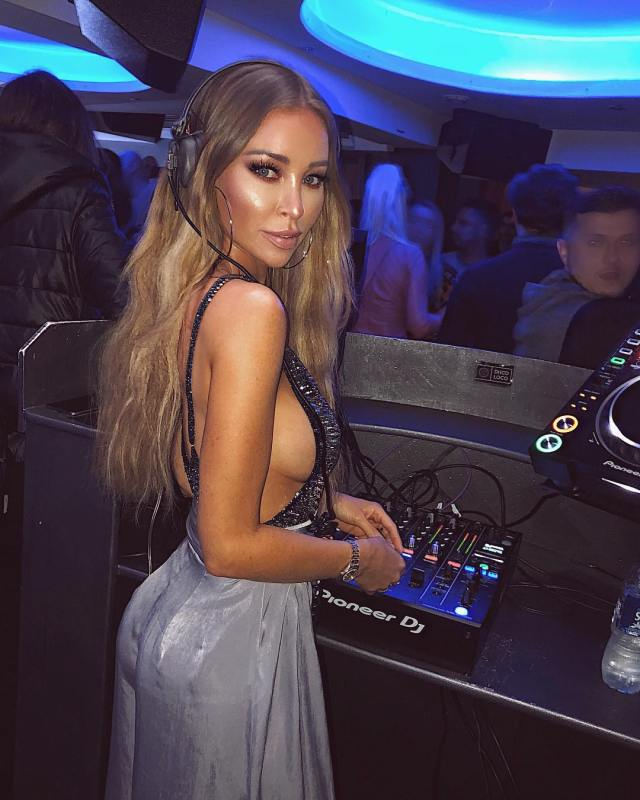 Lauren Pope Sexy Back