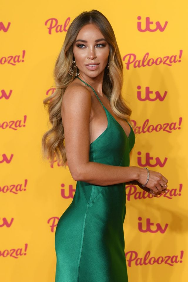 Lauren Pope on Awards
