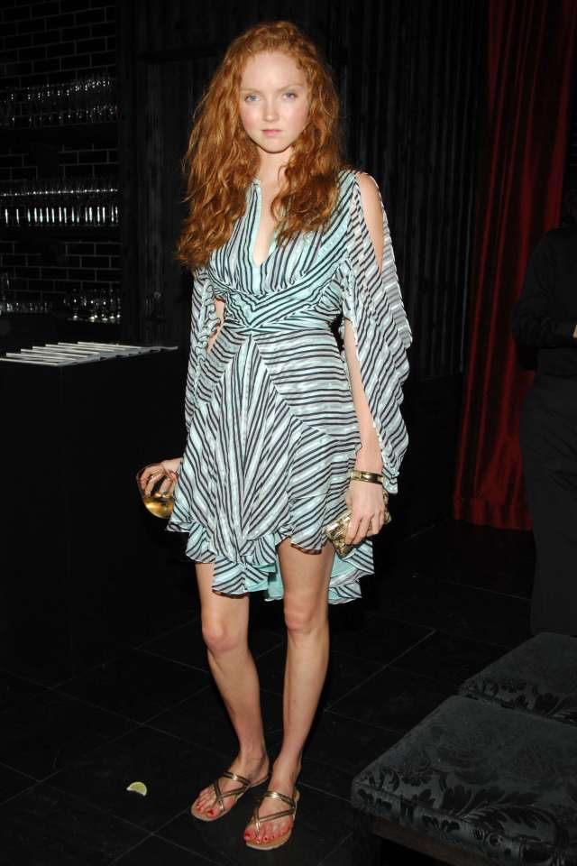 Lily Cole sexy pictures