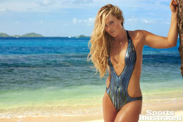 Lindsey Vonn awesome swimsuit