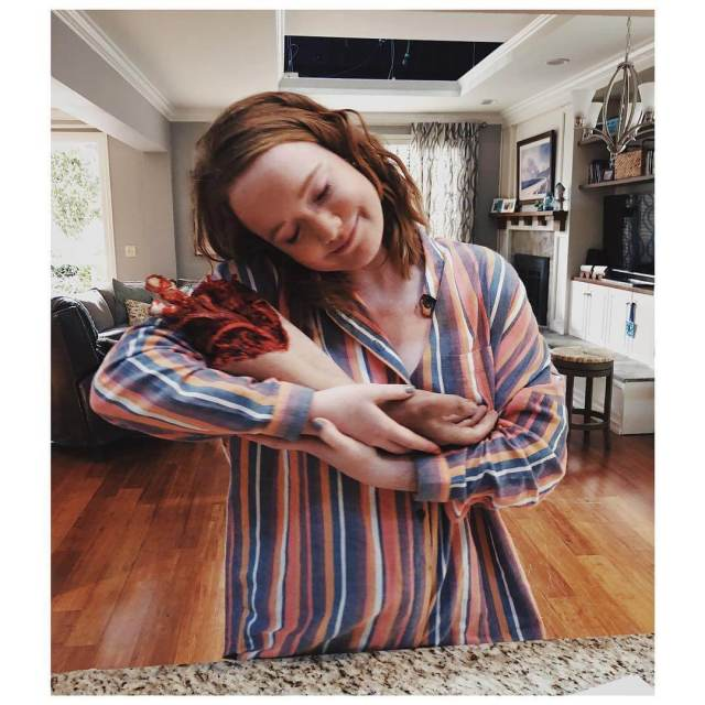 Liv Hewson awesome picture