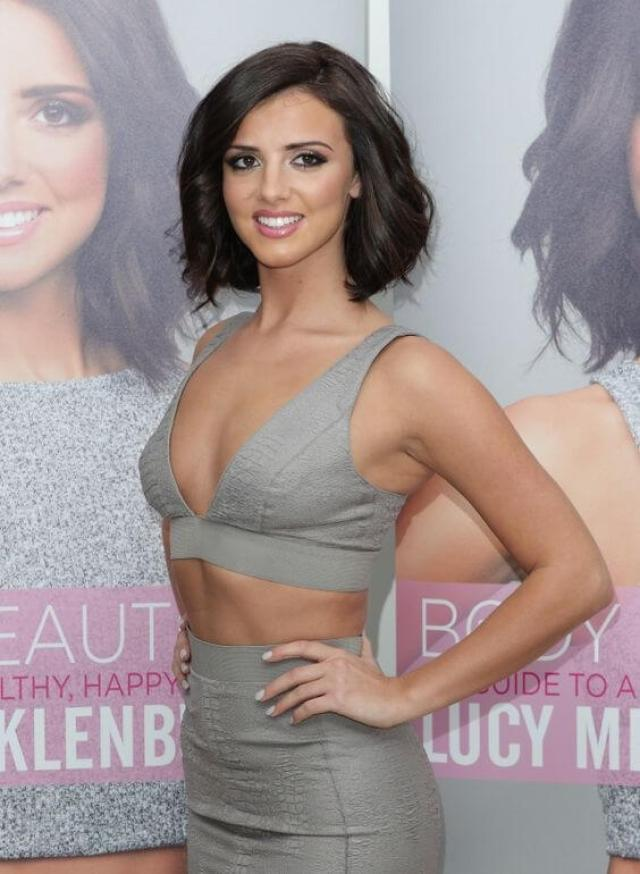 Lucy Mecklenburgh hot pic