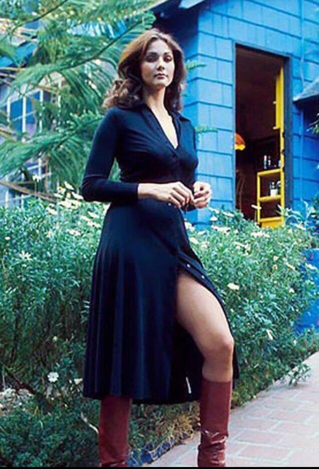 Lynda Carter hot legs