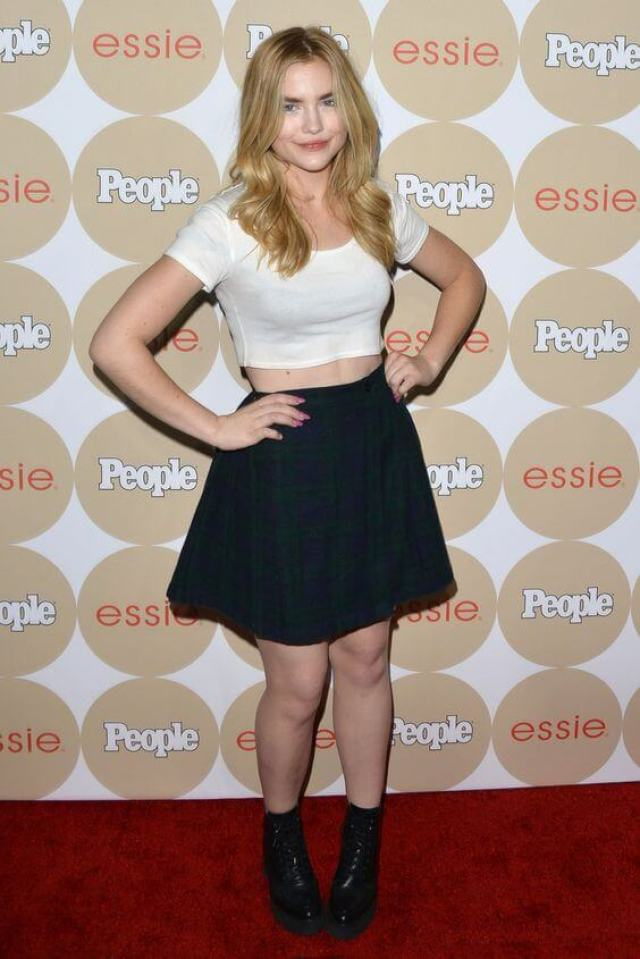 Maddie Hasson awesome pic
