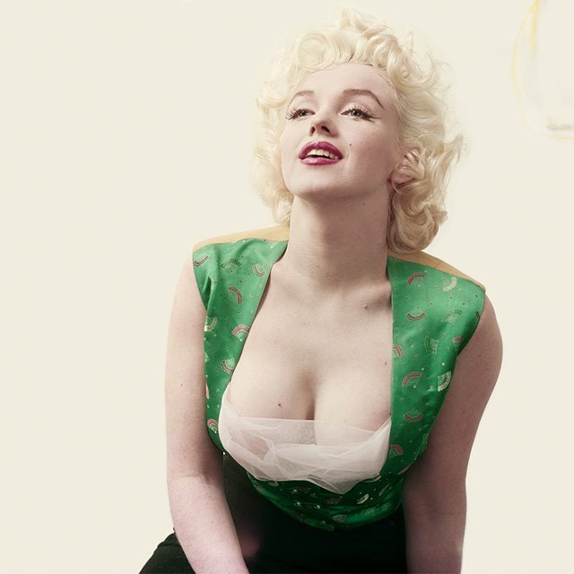 Marilyn Monroe Sexy Boobs Pictures