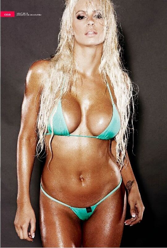 Maryse Ouellet hot butts