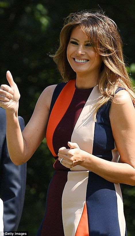 Melania Trump hot and sexy picture