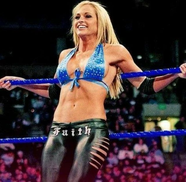 Michelle McCool hot butts (2)