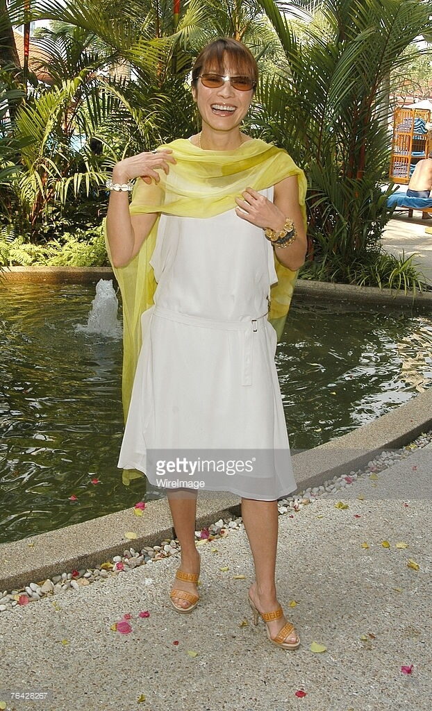 Michelle Yeoh feet awesome