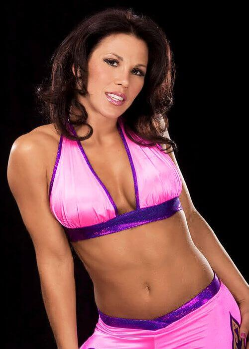 Mickie James hot pic