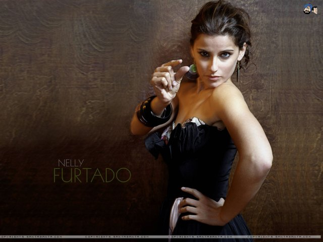 Nelly Furtado cleavages beautiful