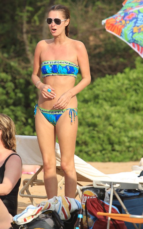 Nicky Hilton sexy and hot