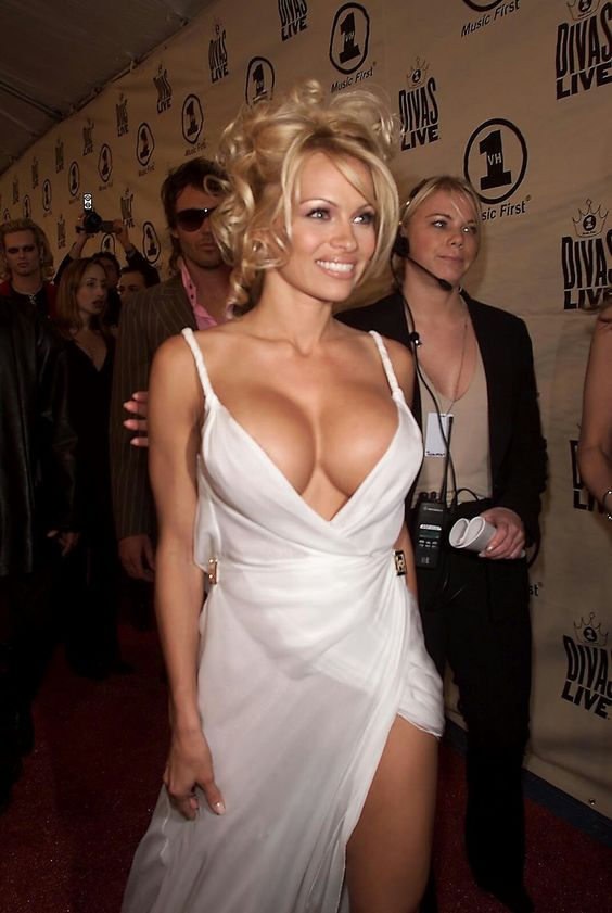 Pamela Anderson hot busty pictures