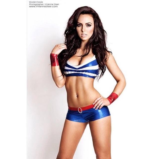 Peyton Royce Hot Photoshoot