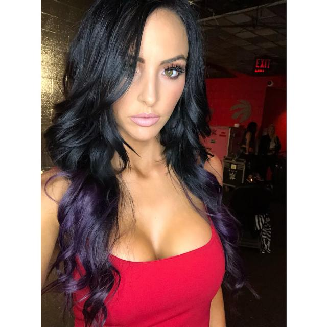 Peyton Royce Hot in Red