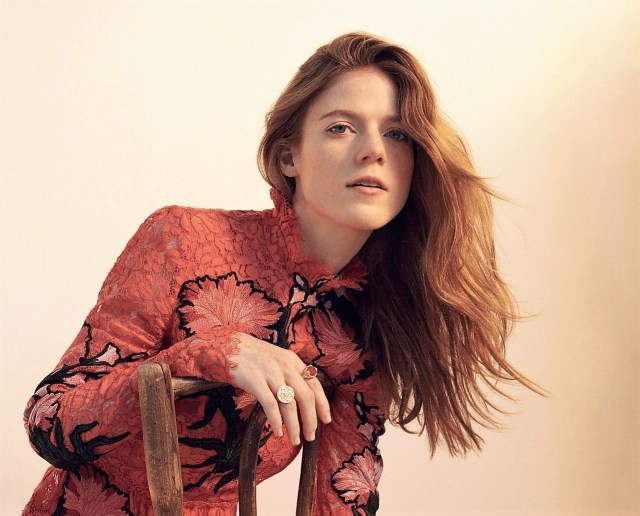 Rose Leslie hot and sexy photo